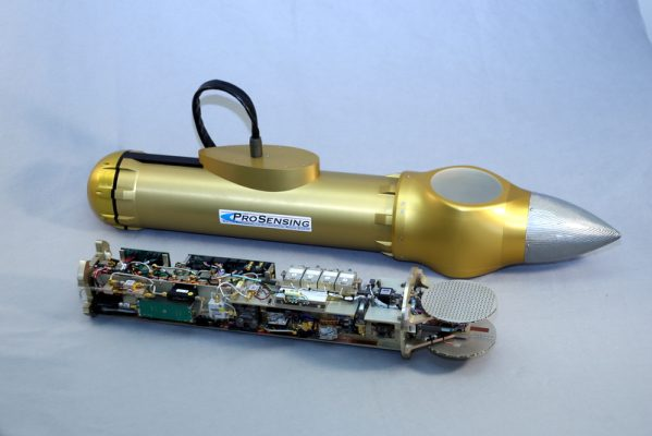 KPR is packaged to operate from a custom wires, but mechanically standard PMS probe canister.